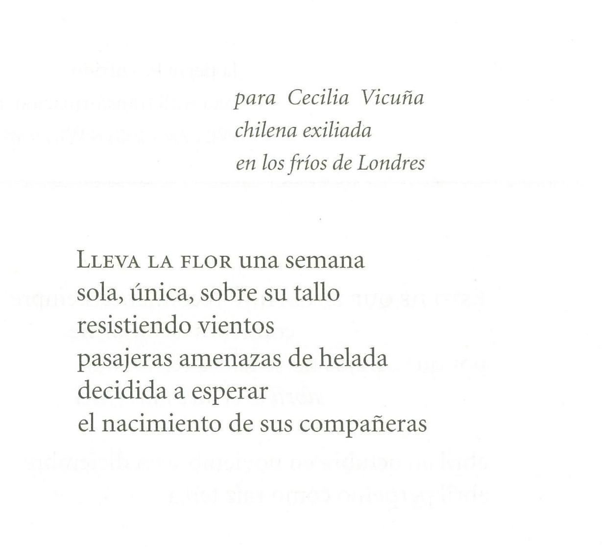 Isabel Fraire Poemas